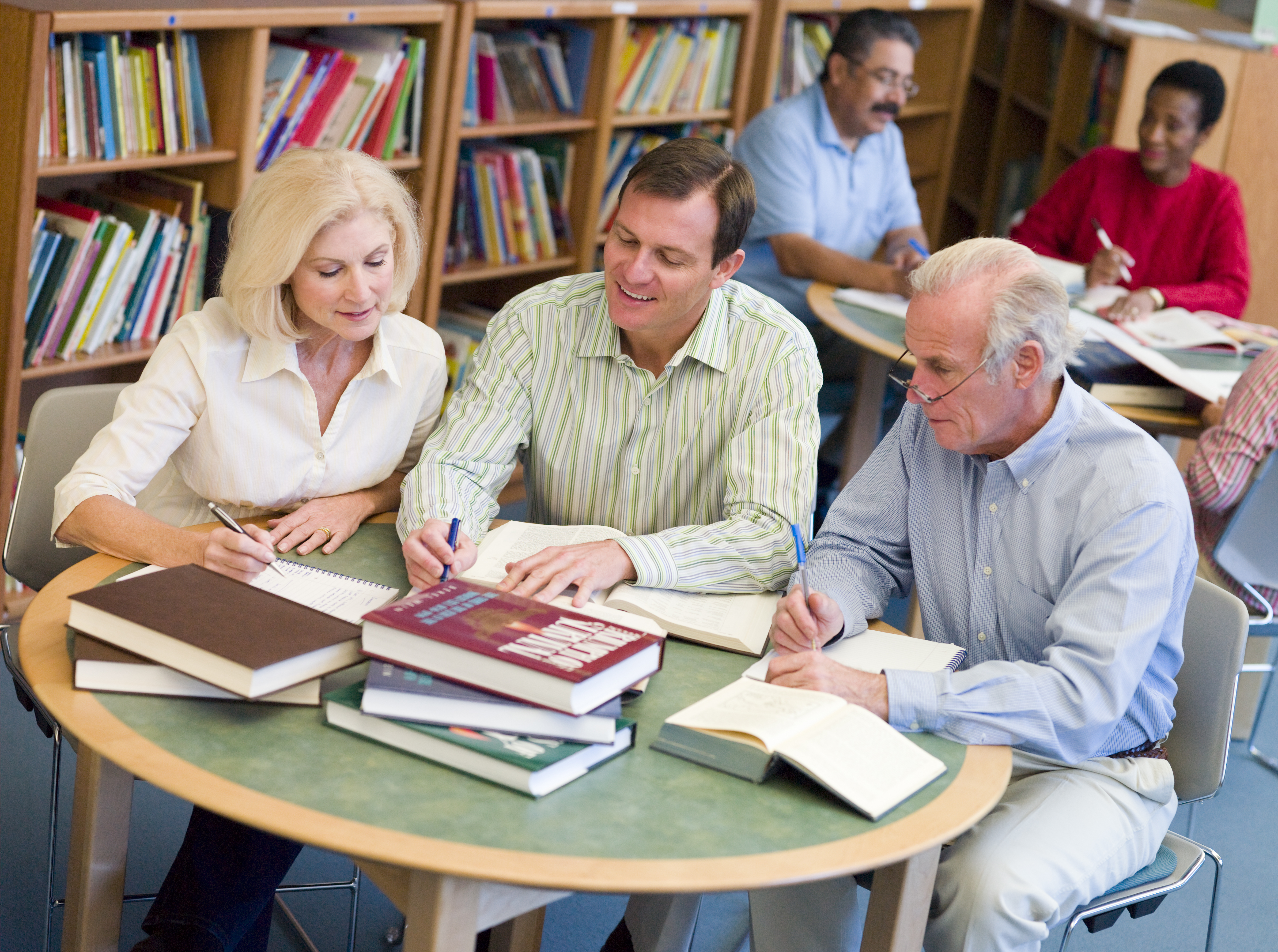 Five tips for returning to school as a mature age student
