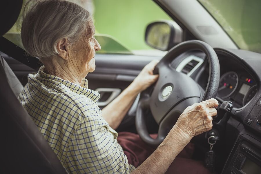 Elder Care - Four Ways Your Senior Can Keep Driving