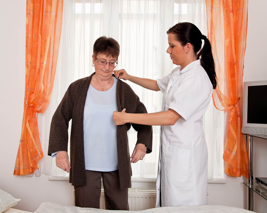 Elder Care - 5 Tips for Dealing with RA Stiffness