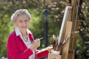 Caregiver - Music and Art Therapy Could Help Your Elderly Loved One