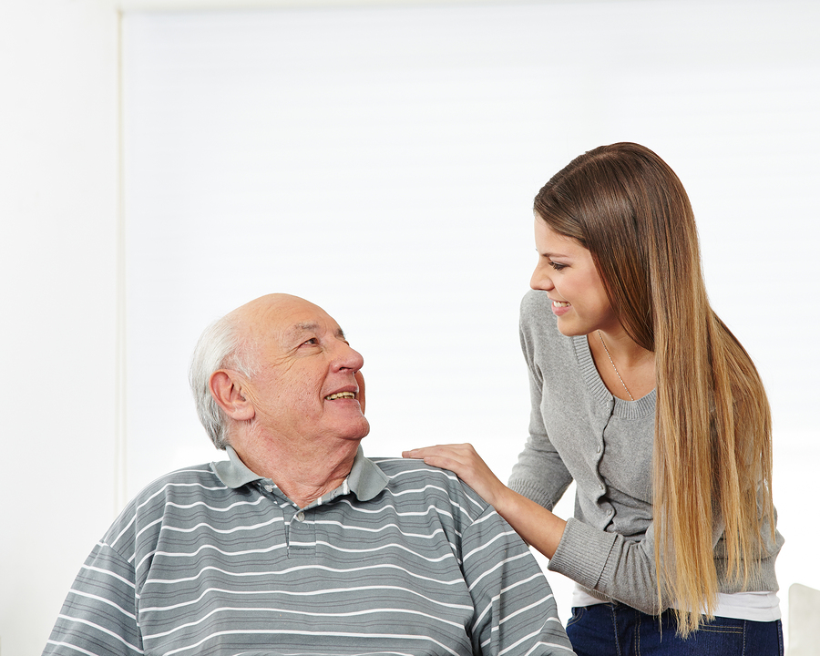 Senior Care - Signs to Look for That Indicate It's Time to Talk About Senior Care with Dad